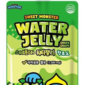 Sweet Monster Water Jelly green grape