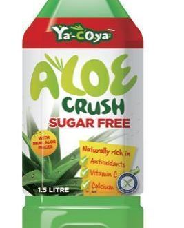 Aloe Crush Drink Sugar Free_ PET 1500ml