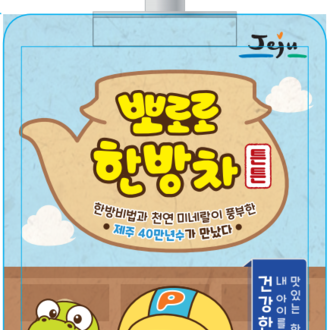 Pororo Hanbang drink for Health_ Pouch pack 100ml