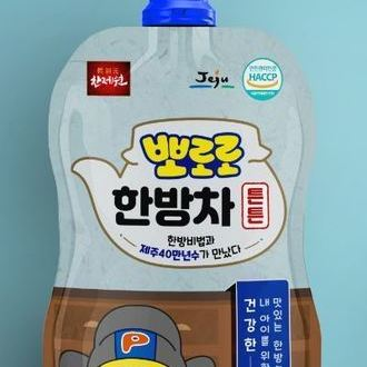 Pororo Hanbang drink for Health_ Pouch pack 170ml